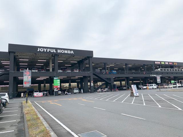 アイシティジョイフル本田千代田店