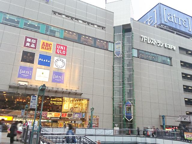 アイシティ川越アトレ店