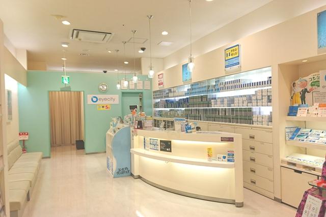 アイシティイオンモール川口前川店