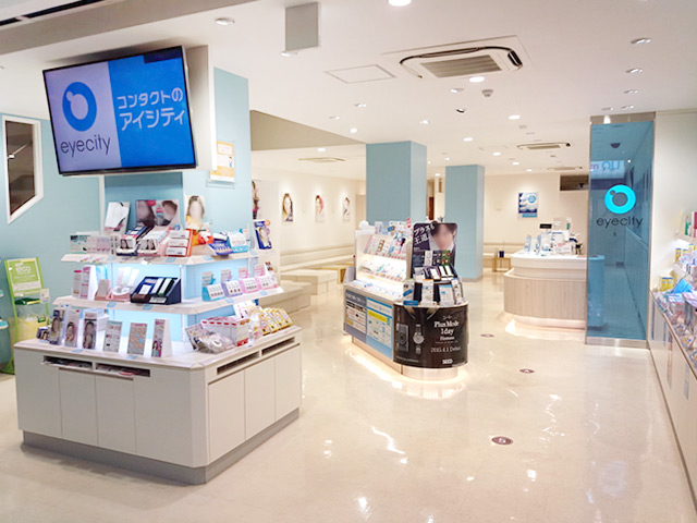 アイシティ松山店