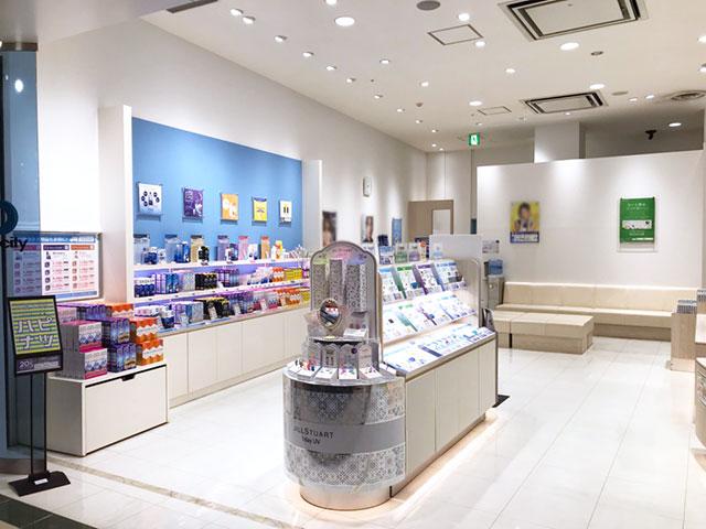 アイシティイオンモール鶴見緑地店