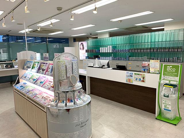 アイシティ松江駅前FC店(旧クリアコンタクト松江店)